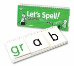 Smart Kids lets spell flip book (Start with a blend)