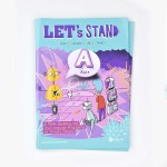 Let's Stand Workbook A Primary