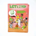 Let's Stand Workbook B Primary