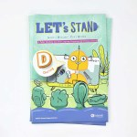 Let's Stand Workbook D Primary
