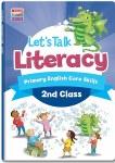 Lets Talk Literacy 2nd Class Ed Co