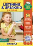 Listening and Speaking 3rd Class Book and CD Folens