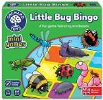 Little Bug Bingo Mini Game Orchard Toys