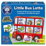 Little Bus Lotto Mini Game Orchard Toys