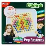 Little Hands Wooden Peg Patterns
