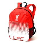 Liverpool FC Fade School Bag Official Merchandise