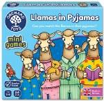 Llamas in Pyjamas Mini Game Orchard Toys