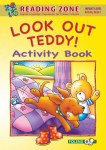 Look Out Teddy Activity Book 1 Junior Infants Reading Zone Folens