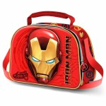 Lunch Bag Marvel 3D Iron Man