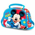 Lunch Bag Disney 3D Mickey