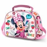Lunch Bag Disney 3D Minnie Oh My!