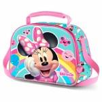 Lunch Bag Disney 3D Minnie Rainbow