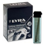 Lyra Polymer HB Pencil Leads 0.7mm