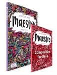 Maestro Textbook & Composition Portfolio Junior Cycle Music Educate