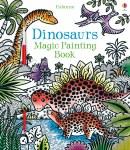 Usborne Magic Painting Colouring Book Dinosaurs