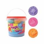 Magic Coloured Sand & Modelling Tools Artbox