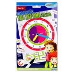 Clever Kidz Magnetic Tell The Time Set
