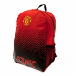 Manchester United FC Fade School Bag Official Merchandise