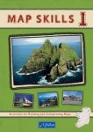 Map Skills 1 and Map Assessment 1 Pack Fifth Class CJ Fallon