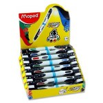 4 Colour Pen Twin Tips Maped