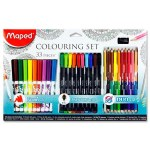 Maped 33 Piece Adult Colouring Set