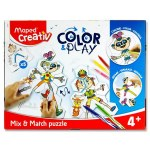 Maped Creatic Color & Play - Mix & Match 5 Puzzles