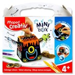 Maped Creativ Mini Box - Velvet Colouring Money Box