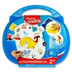 Maped Creativ Early Age- My First Finger Paint Kit