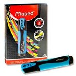 Highlighter Maped  Fluo'Peps Soft Blue