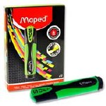 Highlighter Maped  Fluo'Peps Soft Green