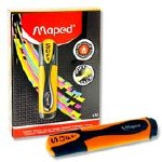 Highlighter Maped  Fluo'Peps Soft Orange