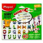 Magnetic Letters Kidy Board Packet 40 Maped