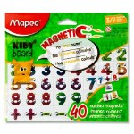 Magnetic Numbers Kidy Board Packet 40 Maped