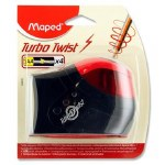 Maped Turbo Twist Battery Operated Pencil Sharpener
