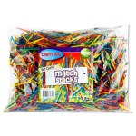 Crafty Bitz Matchsticks 4000 Coloured