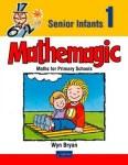 Mathemagic Senior Infants Book 1 CJ Fallon