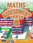 Maths Assessment 4 Tests Fourth Class CJ Fallon