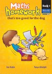 Maths Homework thats too good for the Dog Book 1 Senior Infants Prim Ed