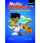 Maths Homework thats too good for the Dog Book 4 Fifth and Sixth Class Prim Ed
