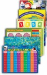 Maths Posters Set 3 Set of 6 Posters 3rd and 4th Class Prim Ed