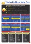Maths Problems Made Easy Glance Card Graspit