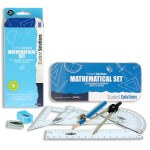 Student Solutions Maths Set Printer Blue