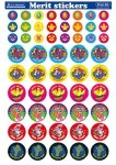 Merit Stickers Easter Pack of 270 Easter Themes Prim Ed