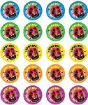 Merit Stickers Pack Of 100 Ladybird Spot On Prim Ed