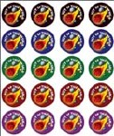 Merit Stickers Pack Of 100 Meteorite Out of This World Prim Ed