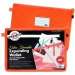 Document Mesh Wallet Extra Durable Salamander  A4+