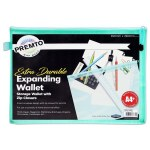 Document Mesh Wallet Extra Durable Mint Magic A4+