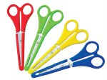 Milan Children's Scissors with Cover