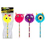 Emotionery Monsterocity Pencil with Funky Topper