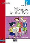 Black Cat Reader Monster in the Box 3rd and 4th Class Prim Ed